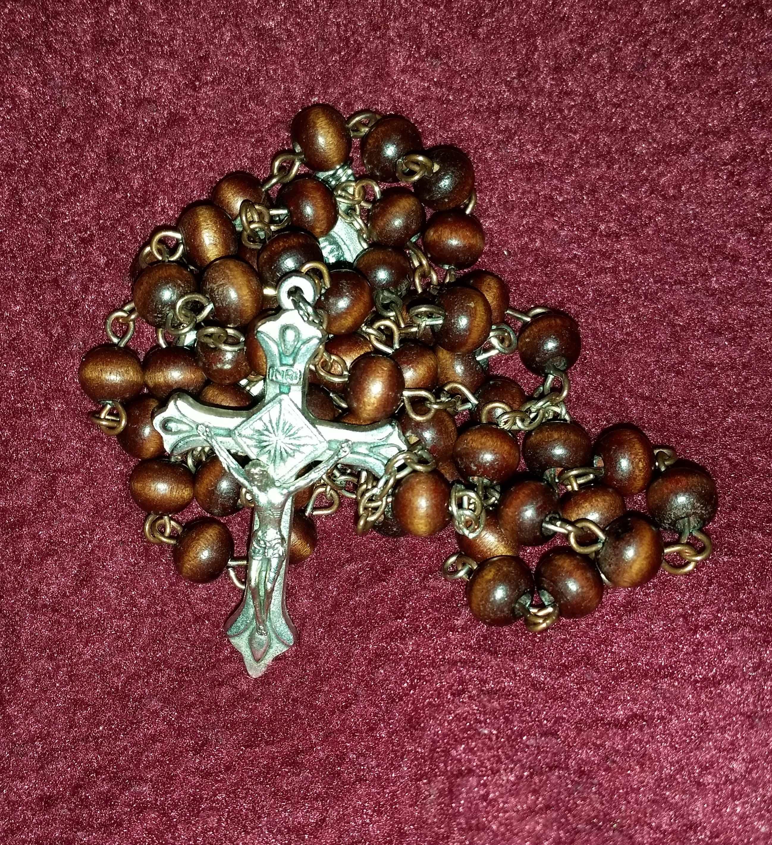 Expert Rosary Repair