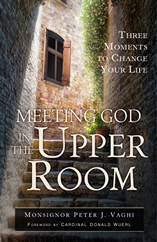 Meeting God in the Upper Room Book Cover