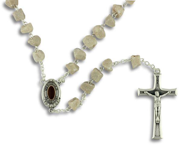 Medjugorje Apparition Hill Rock Rosary
